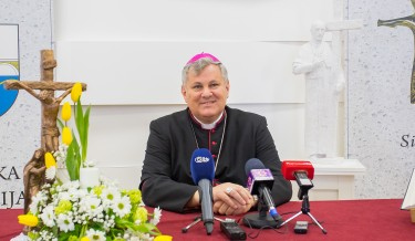 Biskup Vlado Košić