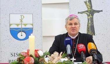 biskup božić