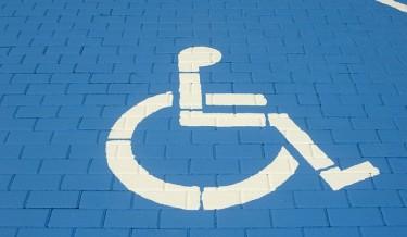 parking invalidi