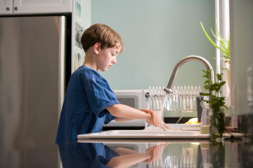 pranje ruku, higijena